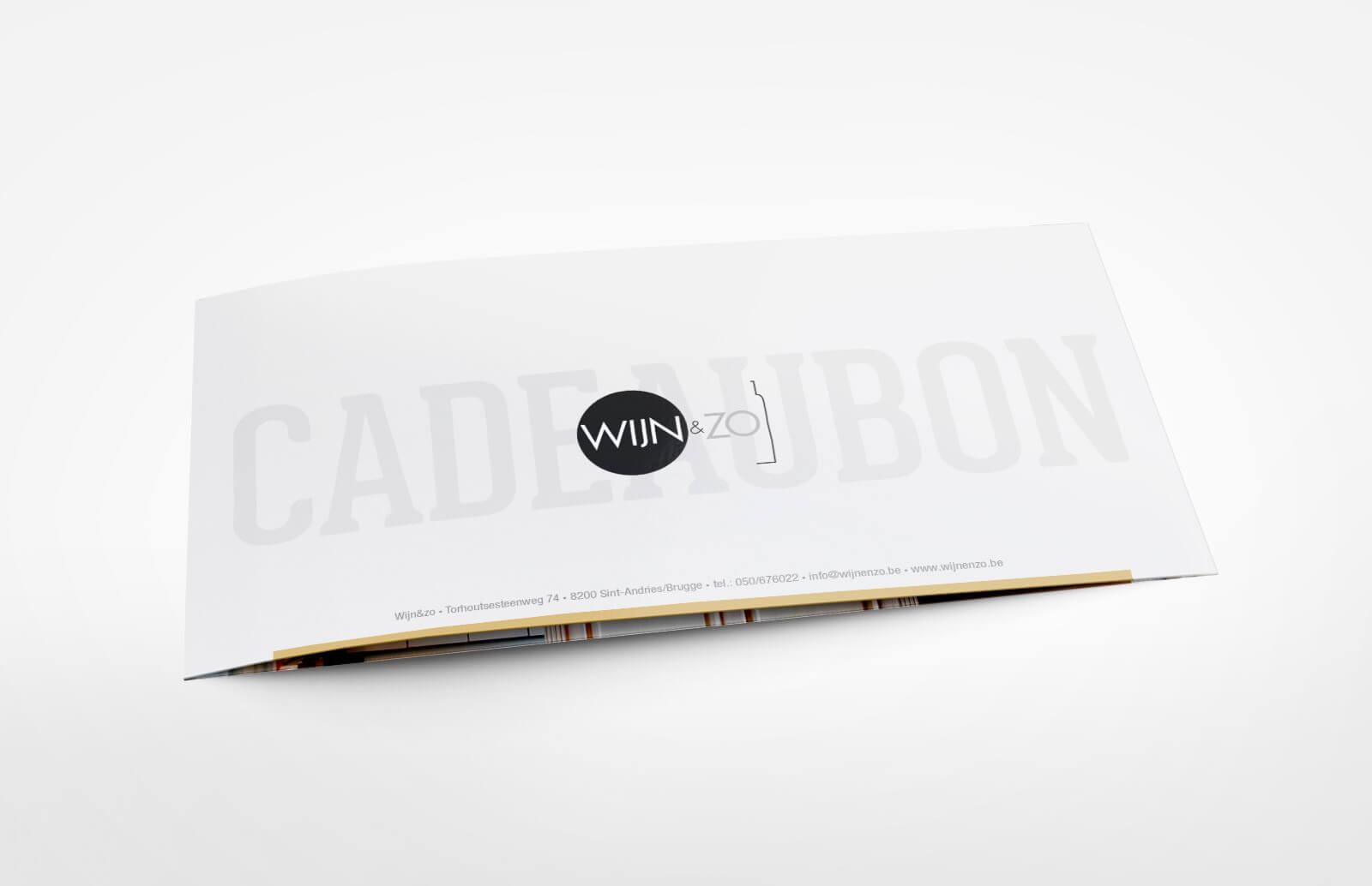 Wijnenzo - Webdesign Weblounge Brugge